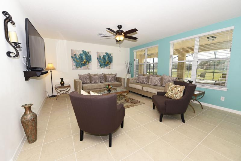 Beautiful 7 Bedroom Home Near Disney From 185nt - Image 1 - Orlando - rentals