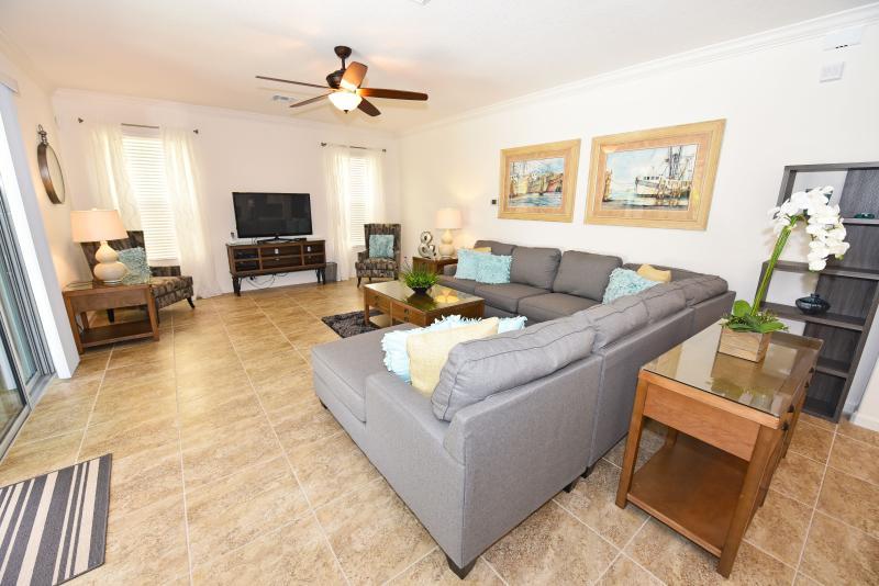 Beautiful 6 Bedroom Home Near Disney From 155nt - Image 1 - Orlando - rentals