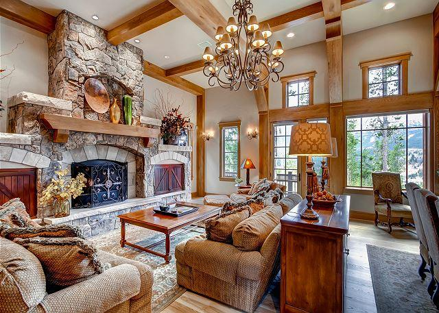 Grace Manor - A Spacious and Luxurious Home with Elegant Design, Comfort, Privacy & Views! - Breckenridge - rentals