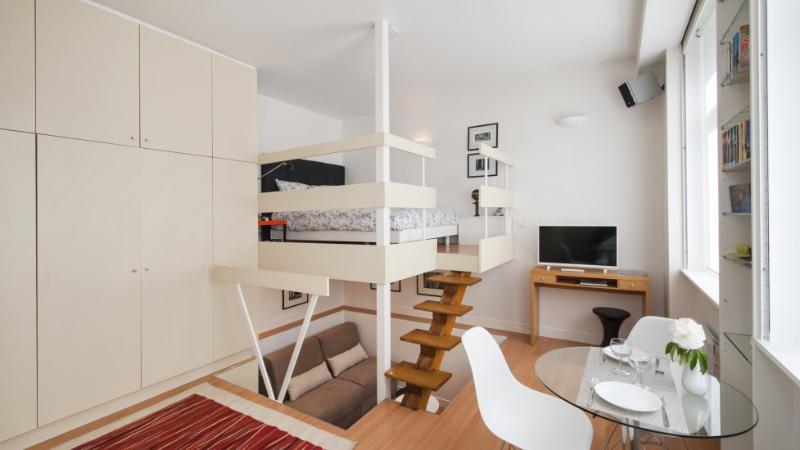Studio   Paris Le Marais district (163) - Image 1 - Paris - rentals