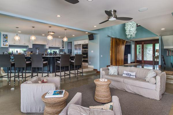 Seascape Serenity - 5br luxurious home - Image 1 - Haleiwa - rentals