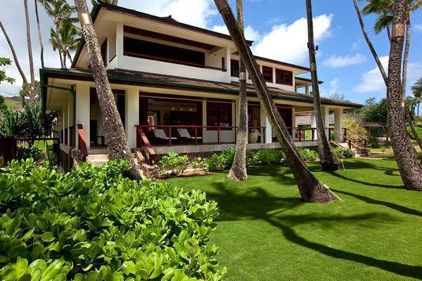 Hale Koa Estate - beachfront, w/ pool - Image 1 - Laie - rentals