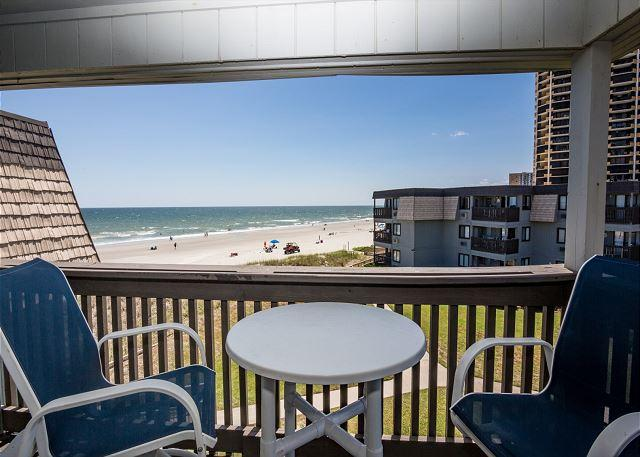 Great Unit, Awesome Ocean View! 2 Bed/2 Bath Shore Drive, Myrtle Beach #335 - Image 1 - Myrtle Beach - rentals
