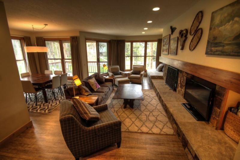 Welcome to 1655 Quicksilver! - - 1655 Quicksilver - Lakeside Village - Keystone - rentals
