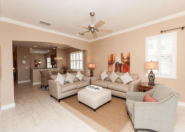 Unit 1031 - Terrific Lake View Corner Condo at Cinnamon Beach! - Image 1 - Palm Coast - rentals