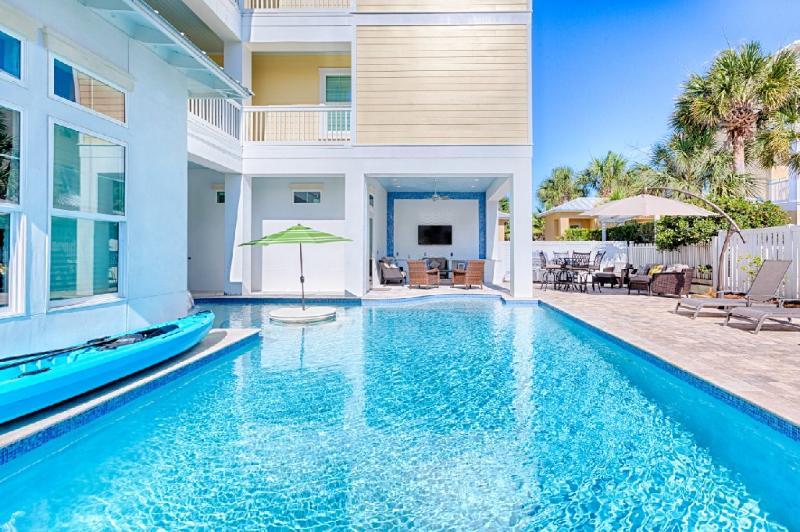 Born To Sun: NEW HOME w/ Private Pool/Hot Tub - Image 1 - Miramar Beach - rentals