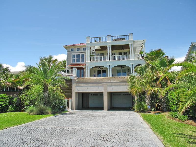 Ocean View Luxury Home - Luxury Ocean View Home on Isle of Palms, SC - Isle of Palms - rentals