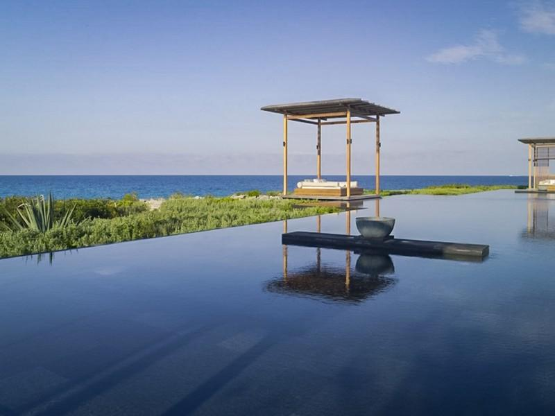 Amanyara - 5br Beach Villa - Image 1 - Chalk Sound - rentals