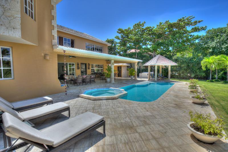 4 BDR Golf front Villa - Image 1 - Punta Cana - rentals