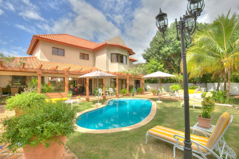 Great 4 bedroom Villa near Golf Course in Casa de Campo - Image 1 - La Romana - rentals