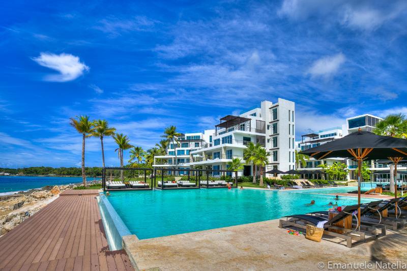 Luxury Oceanfront 3 Bedroom Apartment - Image 1 - Sosua - rentals