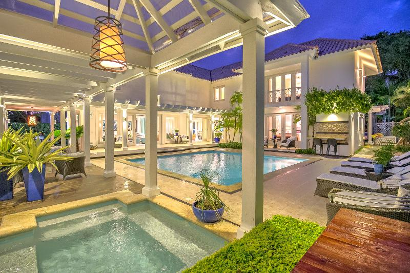 Lushy and beautiful family villa close to Golf course - Image 1 - Punta Cana - rentals