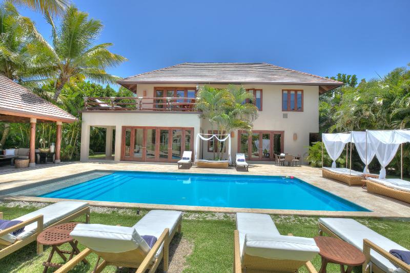 4 Bedroom Sunshine Villa - Image 1 - Punta Cana - rentals