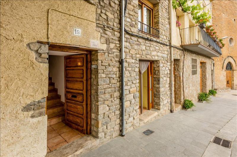 Cal Joan - Spacious Village House - Image 1 - Salas de Pallars - rentals