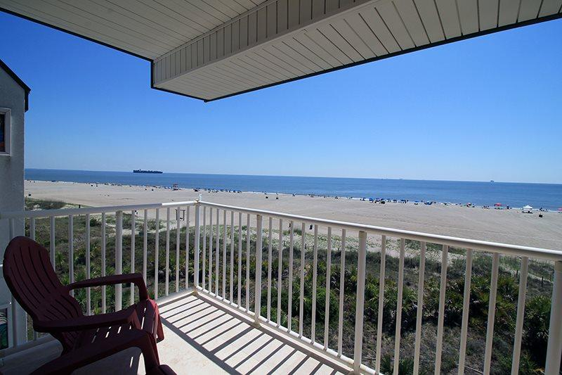 Beach House On The Dune - Unit 444 - Panoramic Views of the Atlantic Ocean - Swimming Pools - Restaurant - FREE Wi-Fi - Image 1 - Tybee Island - rentals