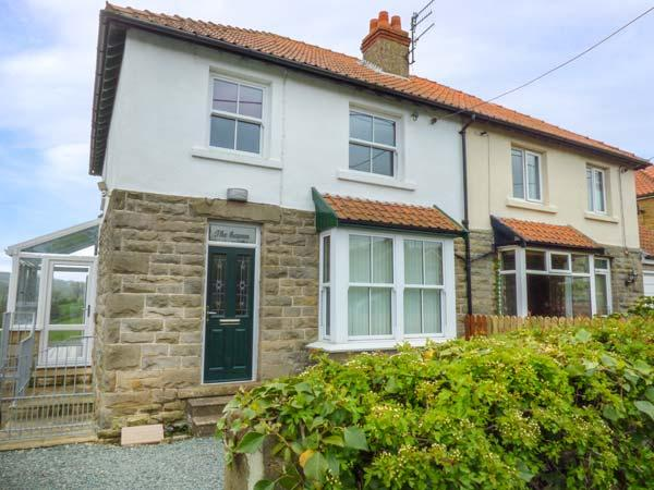 THE HAVEN, family accommodation, woodburner, WiFi, enclosed garden, in Sleights, Ref 935922 - Image 1 - Sleights - rentals