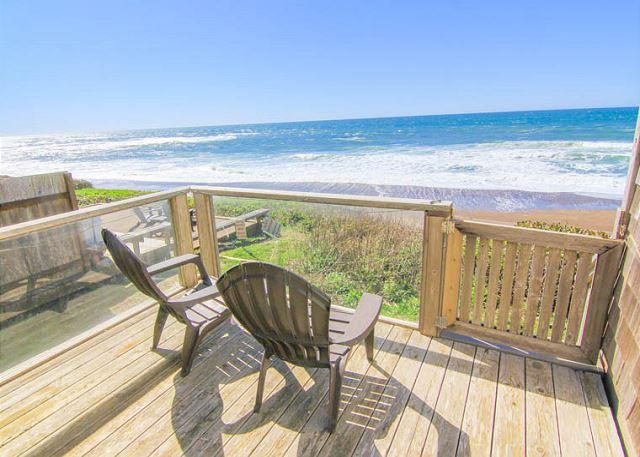 Ocean Front Luxury Home in Bella Beach, Steps From Beach, High End Amenities! - Image 1 - Lincoln City - rentals