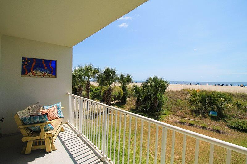 Ocean Song Condominiums - Unit 313 - Image 1 - Tybee Island - rentals