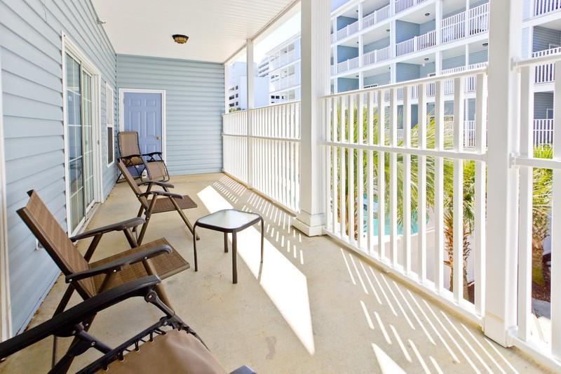 Myrtle Beach Villas 105 B - Myrtle Beach Villas 105 B - Myrtle Beach - rentals