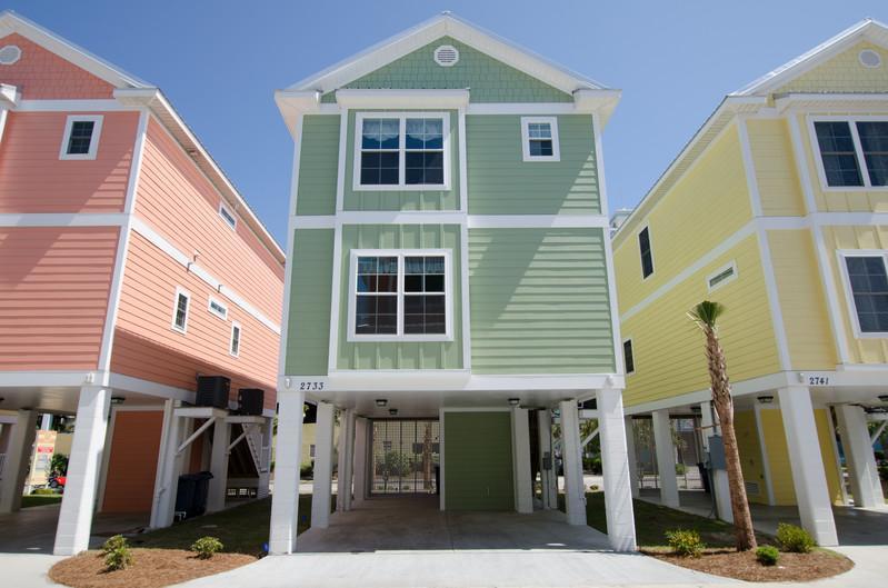South Beach Cottages - South Beach Cottages - Myrtle Beach - rentals