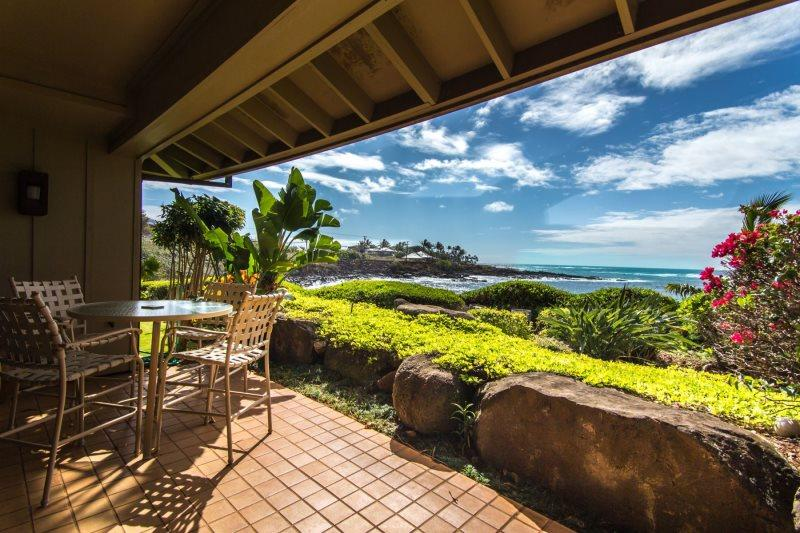 Whalers Cove 212 Beautiful oceanfront 2B/2B condo sleeps 6! Heated Pool. Free car with stays 7 nts or more* - Image 1 - Koloa - rentals