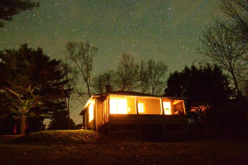 Starry Starry night...doesn't get any better.  - Cottage on Mussel Cove - Guysborough - rentals