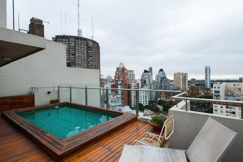 The Pool - 2 Bathrooms, Beautiful view & Great location! (23) - Buenos Aires - rentals