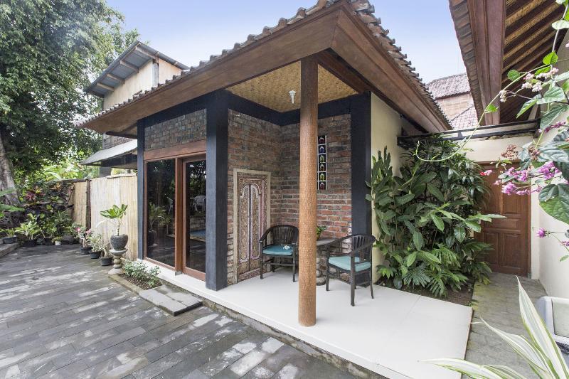 Terrace - Kopi Kats Boutique Villa Ubud, Bali (Casey) - Ubud - rentals