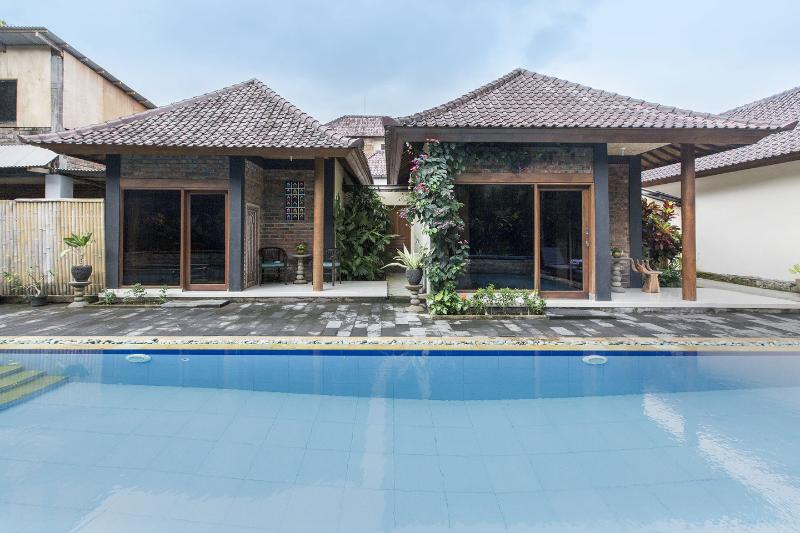 The Pool - Kopi Kats Boutique Villa Ubud, Bali (Renee) - Ubud - rentals