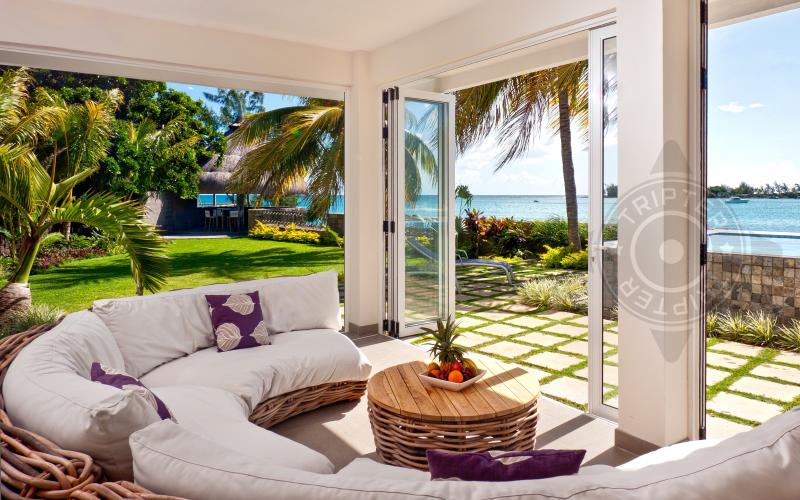 IEHA 4BR Island's Edge with chef & pool (Infinity) - Image 1 - Pereybere - rentals