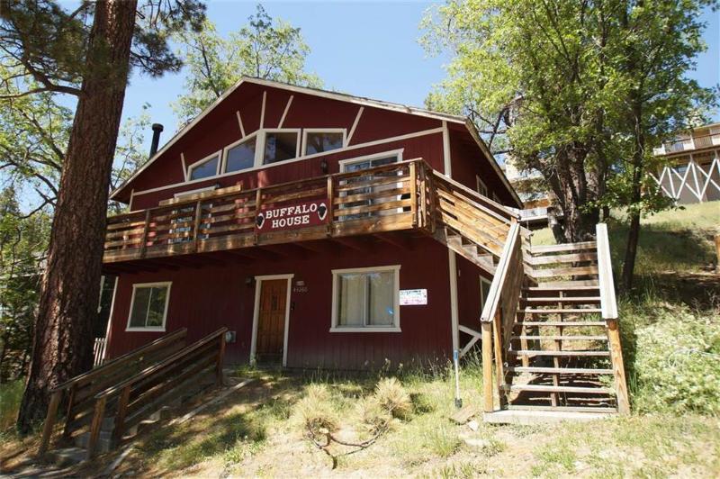 A Buffalo House - Image 1 - City of Big Bear Lake - rentals