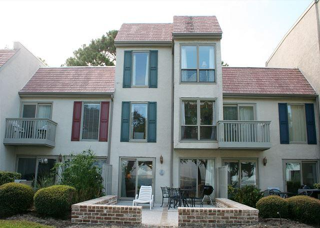 Schooner Court 704 - Fantastic Sunset Vews of the Calibogue Sound from this Beautiful Townhouse - Hilton Head - rentals