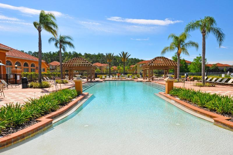 Gorgeous 3 Bedroom Townhome Near Disney From 85nt - Image 1 - Orlando - rentals