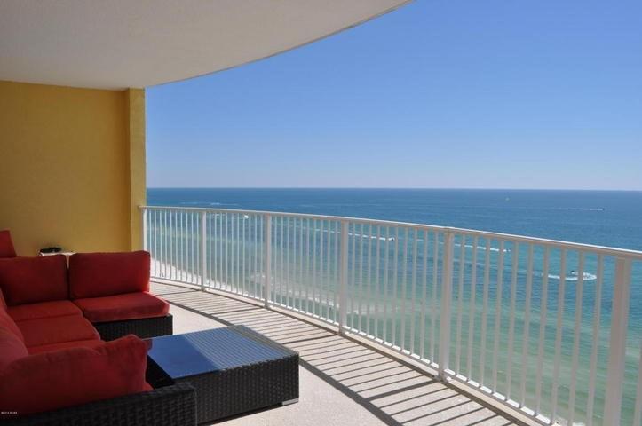 BEACHFRONT*TWIN PALMS #1701 - Image 1 - Panama City Beach - rentals