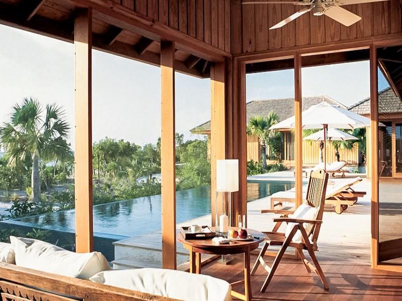 - Parrot Cay - Rocky Point Villas - North Caicos - rentals