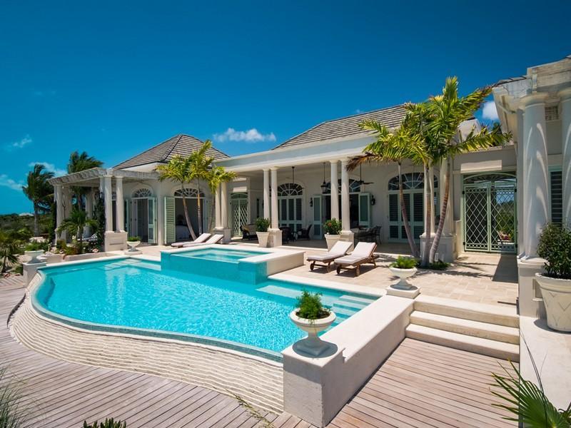 - Villa Shambhala - Providenciales - rentals
