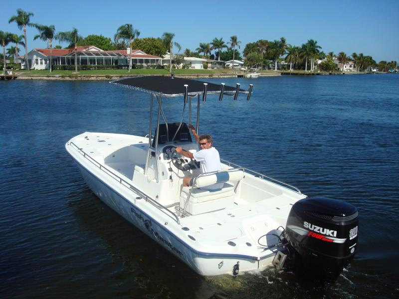 24Ft  Boat - The Gift - WATERFRONT VILLA,WITH OWN SPORTSBOAT,POOL AND SPA - Cape Coral - rentals