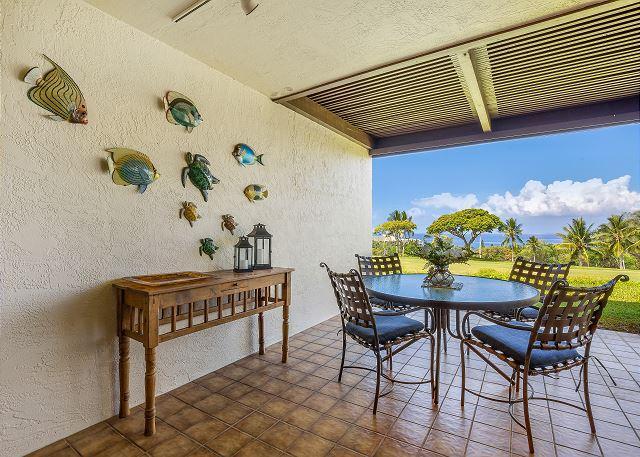Fantastic Golf Course and Ocean Views, Fresh Decor, Relax and Unwind! - Image 1 - Kailua-Kona - rentals