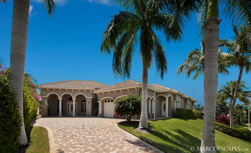 NEWELL TERRACE - Southern Courtyard Island Estate Home! - Image 1 - Marco Island - rentals