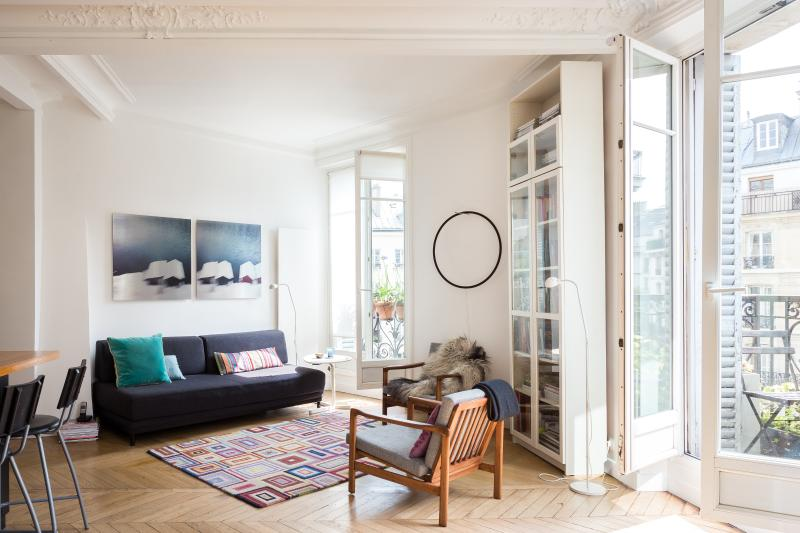 One Fine Stay - Rue des Halles  apartment - Image 1 - Paris - rentals
