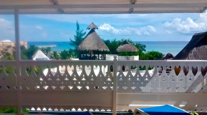 Amazing Sea view Penthouse - Image 1 - Playa del Carmen - rentals