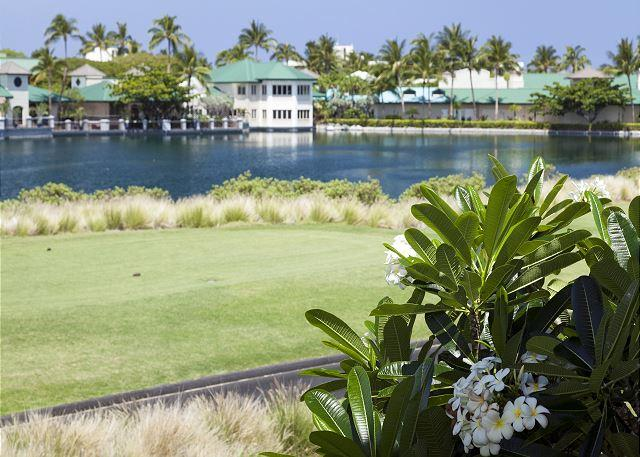 BEAUTIFUL 2 BEDROOM, 2 BATH LAKE VIEW - LAVA FLOW SPECIAL 7th Night Comp - Image 1 - Waikoloa - rentals