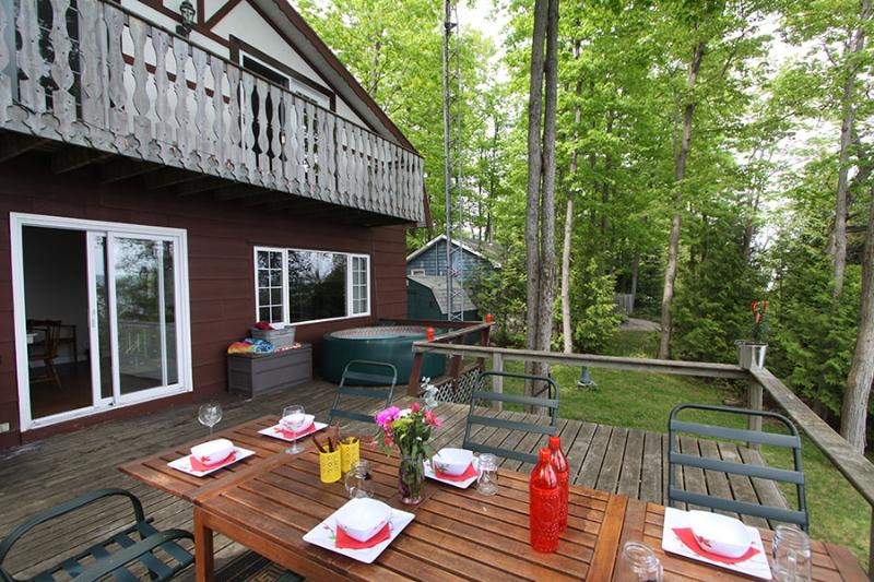Elements of Alchemy cottage (#1074) - Image 1 - Colpoys Bay - rentals