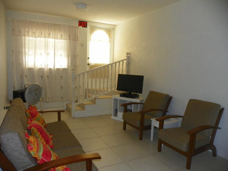 2 bdrm 1 bthrm apartment with ac&wifi near Oistins - Image 1 - Maxwell - rentals