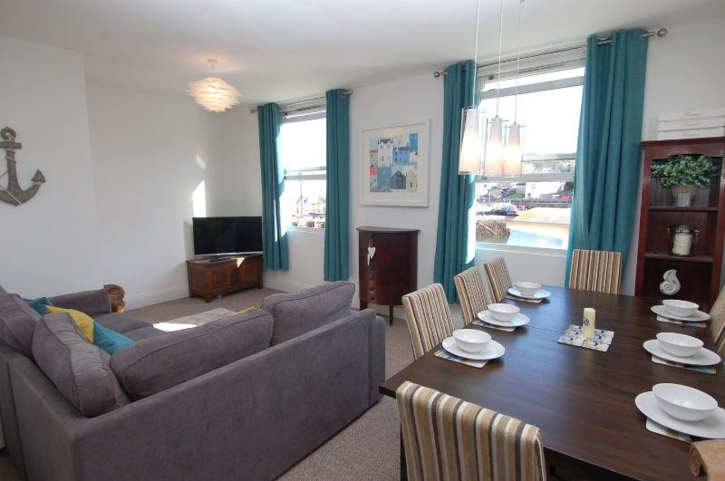 Quayside Lookout - Image 1 - Brixham - rentals