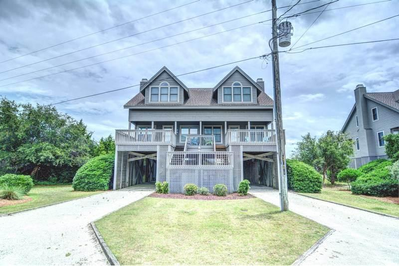 PARADISE POINT (19B) - Image 1 - Topsail Beach - rentals