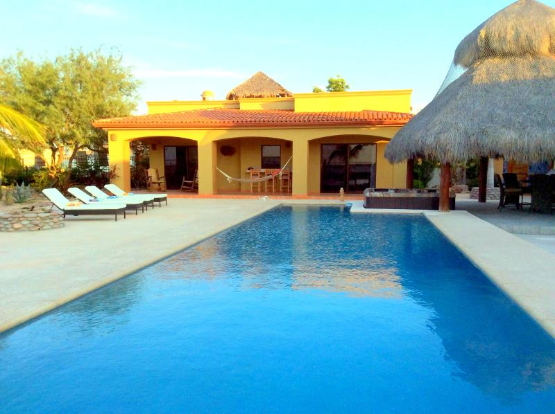 Private Casita - Private Beachfront Casita! New Spa! Heated Pool... - La Paz - rentals