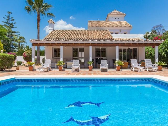 4 bedroom Villa in Golf Valley, Nueva Andalucia, Spain : ref 2245793 - Image 1 - Nueva Andalucia - rentals