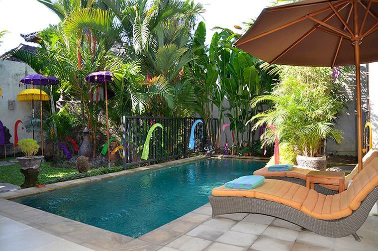 Villa Palm Kuning - perfect pool garden and property. - Villa Palm Kuning - Gorgeous new 2br villa in Ubud - Sayan - rentals