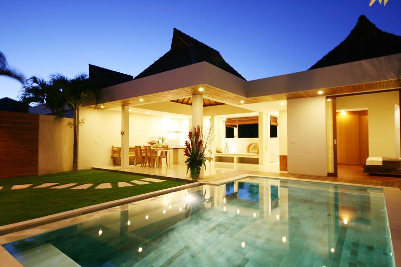 Bima1, 2 Bedroom Villa on Central Seminyak - Image 1 - Seminyak - rentals